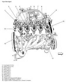 chevy tracker engine diagram submited images