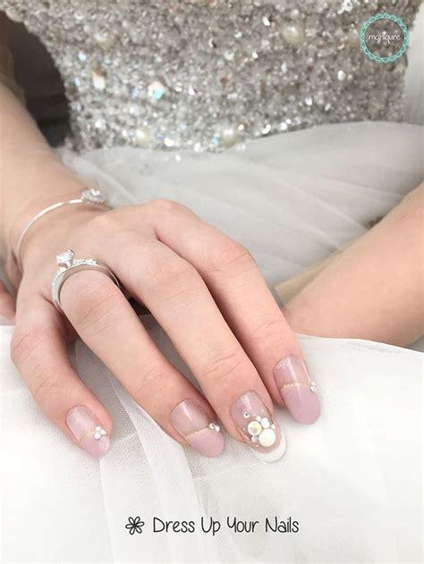 Bridal Nail 2017
