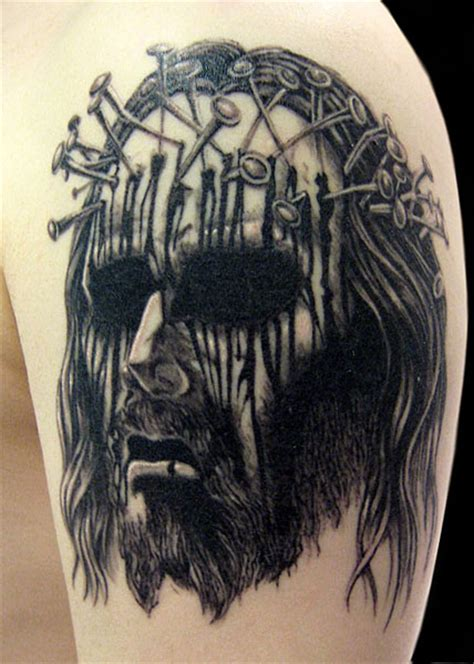 eat my flesh zombie jesus tattoos