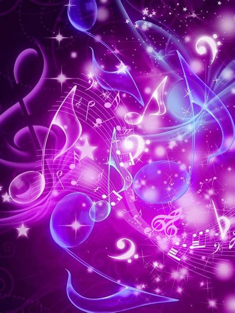 purple best songs purple notes wallpaper www pixshark images