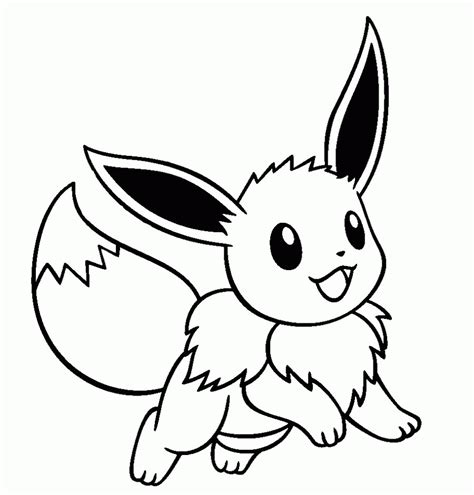 coloring pages eevee eevee coloring page coloring home