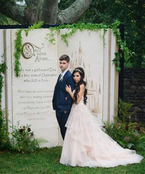 libro woods a celebration fairytale inspired wedding cassi part 1 green