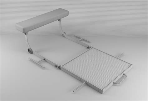 hip thrust bench hip thruster metal rhino