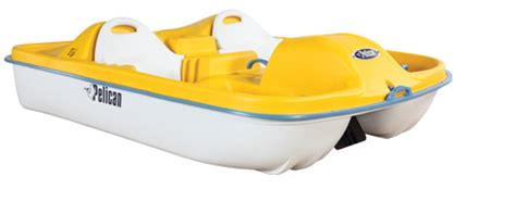 pedal boat yellow pelican boats fiji yellow 3 person pedal boat