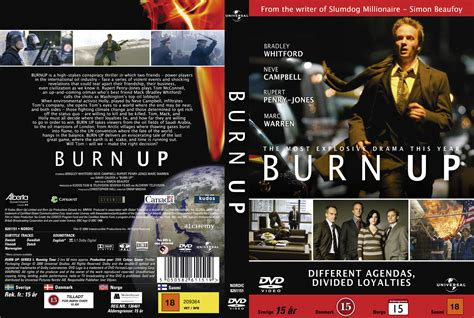 film burning up covers box sk burn up nordic high quality dvd