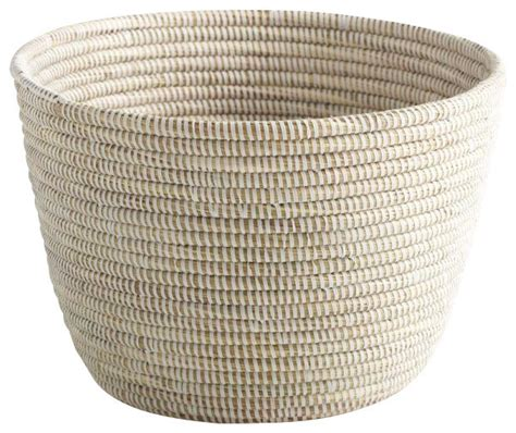 Handmade Baskets - small handmade basket modern baskets by zestt