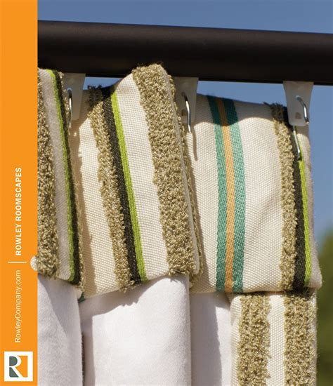 outdoor curtain tracks 17 best images about rowley outdoor cabana roomscape on pinterest sun track and inspiration