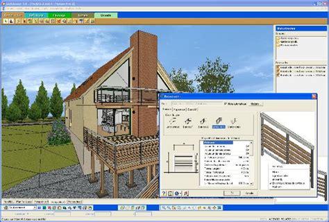 logiciel batiment 3d logiciel pour avant projets woodsurfer