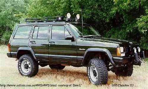 Jeep Cherokee Xj 1994 1995 Service Repair Manual Download