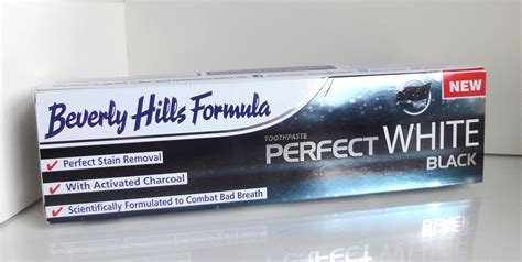 products beverly hills formula black toothpaste beauty best friend uk beauty blog