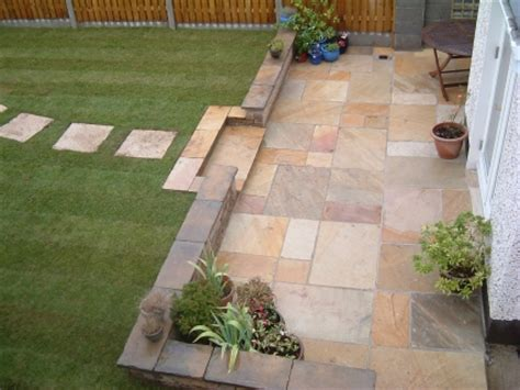 Small Stone Patio Designs Landscapers Dublin Expert Landscaping Small Garden
