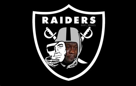 Nfl Memes Raiders - nfl memes on twitter quot live look in at the raiders without