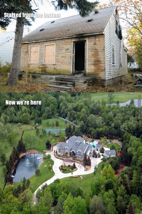 eminems old house eminem s old and new house by shanedude meme center
