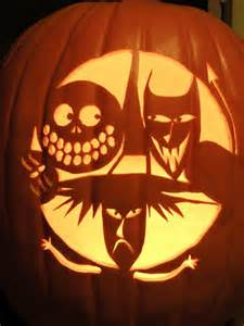 lock shock and barrel pumpkin templates nightmare before pumpkin diy