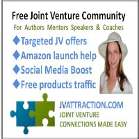 Joint Venture Giveaways - create a win win joint venture training program product