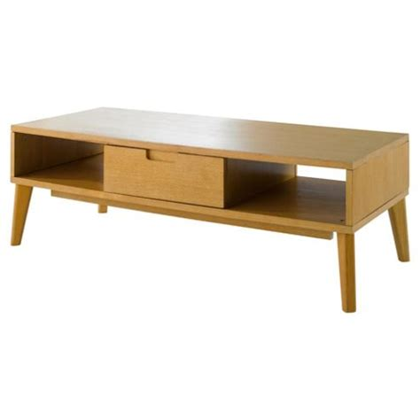 buy retro coffee table light oak from our coffee tables