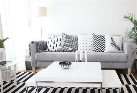 ikea karlstad sofa isunda grey karlstad isunda gr 229 grey sofa soffa ikea vardagsrum