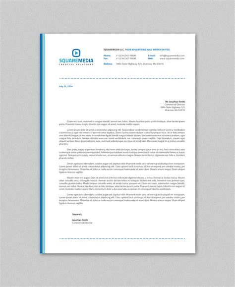 word doc letterhead template corporate letterhead vol 14 with ms word doc docx by