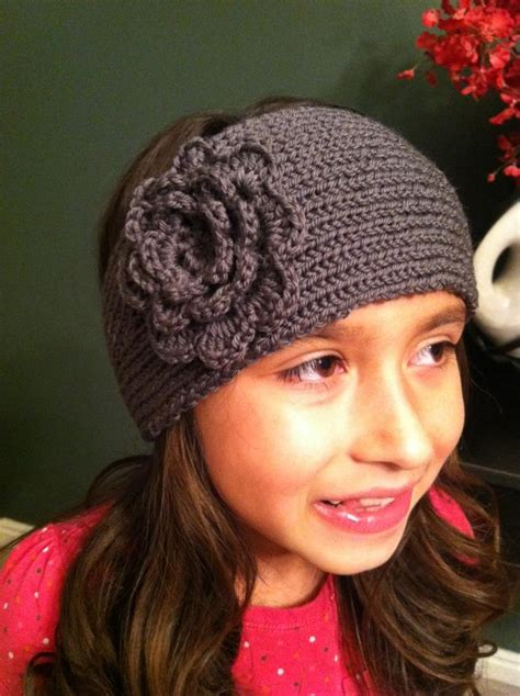 knitted head bangs styles knit headband to style your hair cottageartcreations com