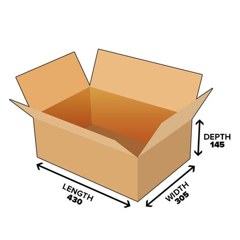 Rectangular L Base by 5b 190 19l Shipping 430 X 305 X 145