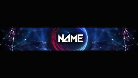 Youtube Gaming Banner Template No Text Best Template Idea Gaming Banner Template Psd