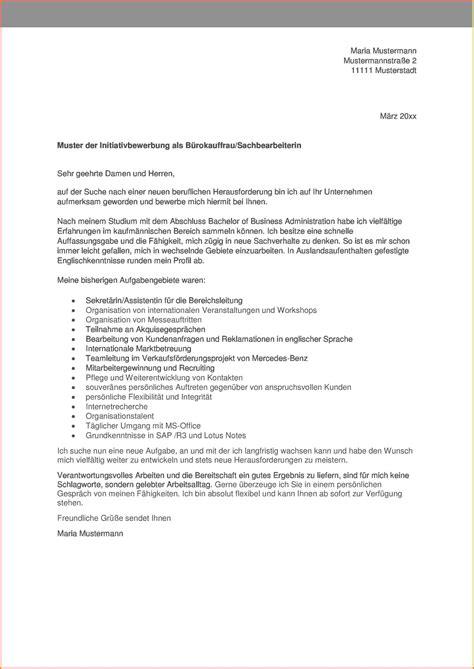 Bewerbung Neue Herausforderung 11 Initiativbewerbung B 252 Rokauffrau Sponsorshipletterr