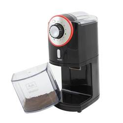 Melitta Electric Coffee Grinder With Custom Cup Melitta Molino Electric Burr Coffee Grinder Redber Co Uk
