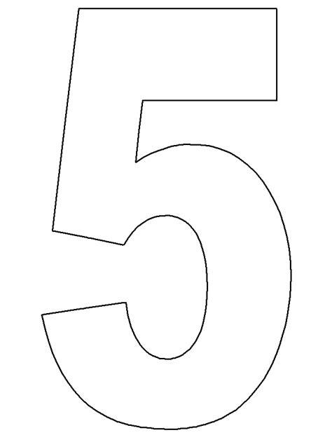 plantillas de numeros para imprimir formas de numeros para imprimir imagui