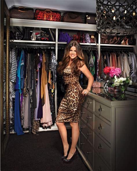 Khloe Wardrobe by Inside The Closets