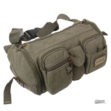 army bags and packs travel waist bag army green unique pack black
