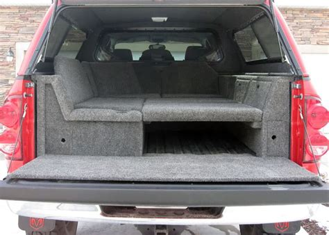 truck bed ideas sleeping platform design truck bed ask home design
