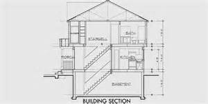 home design for pro small width house plans modern house