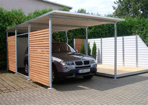 Wooden Car Ports by How To Choose A Site For Wooden Carport Building Wooden