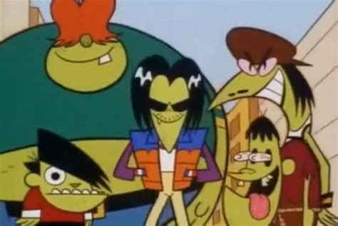 image gangreen gang.png powerpuff girls wiki
