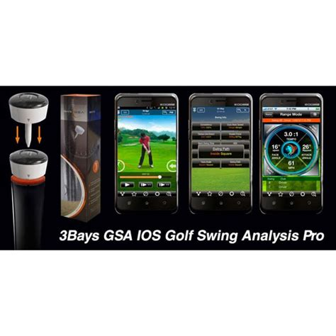 apple golf swing 3bays gsa apple ios golf swing analysis pro golfonline