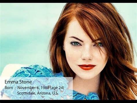 emma stone film arsivi actress emma stone movies list youtube