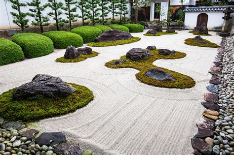 10 serene rock gardens across the globe outdoor garden