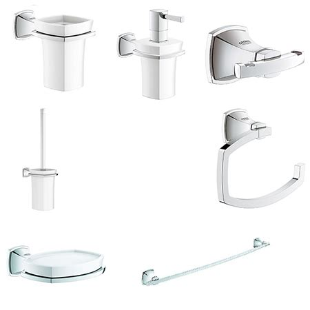 Grohe Bathroom Accessories Grohe Bathroom Accessories Best Home Design 2018