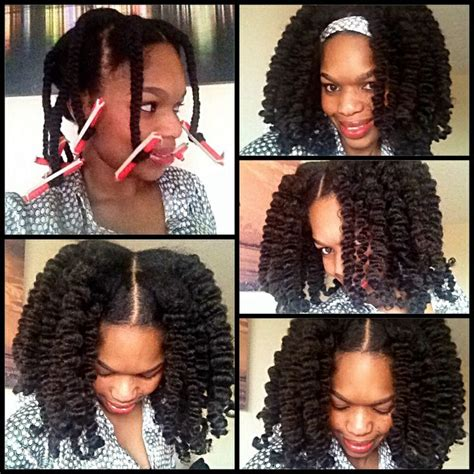 perm rods braiding styles natural hair pinterest braid out with perm rods done on d hair my kinky