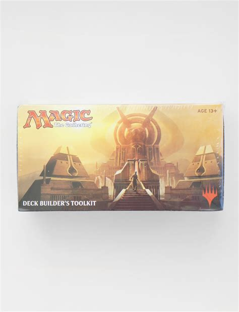 Deck Builder S Toolkit by Magic The Gathering Amonkhet Deck Builder S Toolkit Poku No