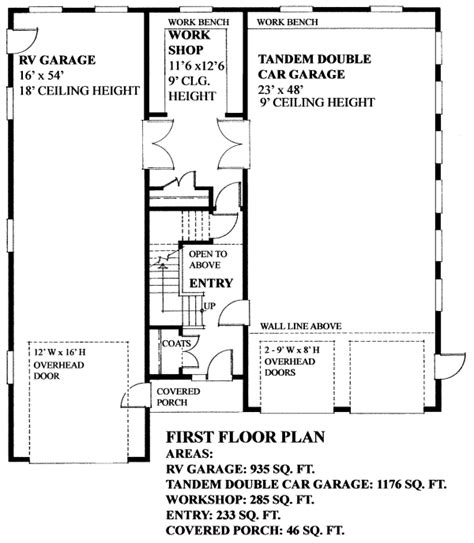 rv garage house plans ranch house plans with rv garage house plan 2017