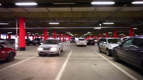 Underground Garage Russia by Parking Garage Underground Interior With A Few Parked