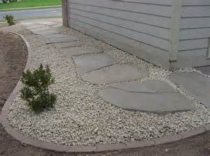 White Rocks For Garden Terrific Ideas For Lawn Edging Charming Landscape Edging Ideas Brick White Gravel