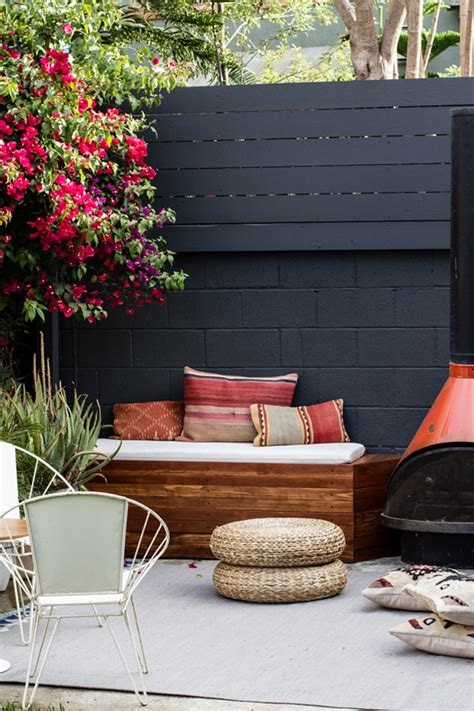 diy outside seating area diy outdoor seating ideas
