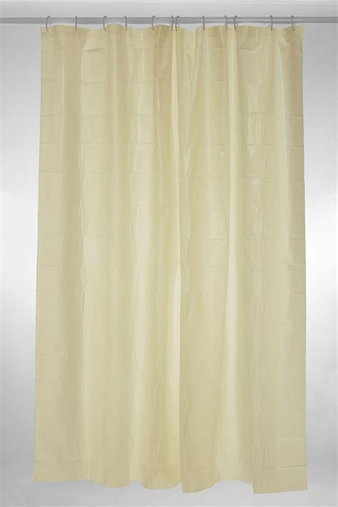 Peva Shower Curtains by Plain Peva Shower Curtain Blue