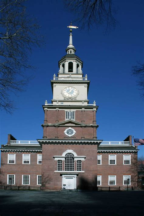 Independence In Philadelphia Pennsylvania by America S Crown Independence Historyplaces