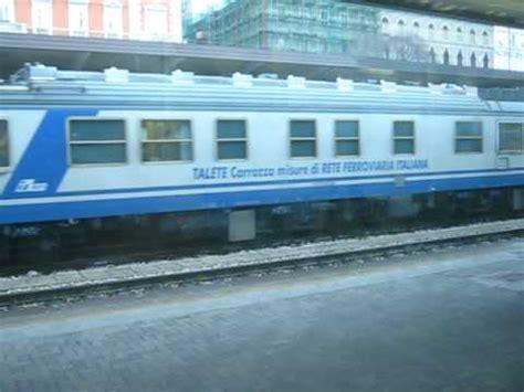 carrozza ferroviaria talete measuring coach rete ferroviaria italiana