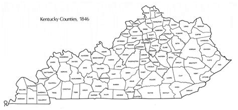kentucky highway map with counties image gallery kentucky map with highways