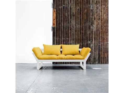 futon sofa matratze karup futonsofa inkl futon matratze und kissen gestell