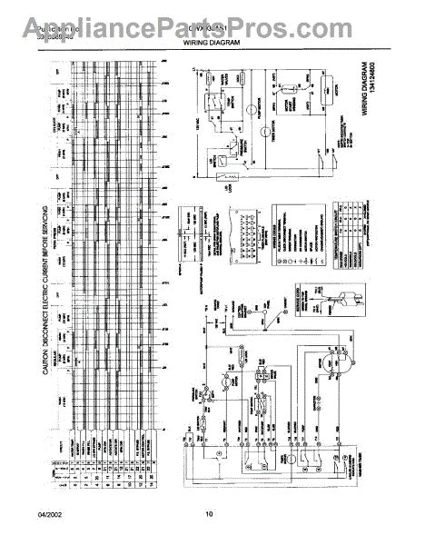 parts for gibson gwx933as1 134124800 wiring diagram parts